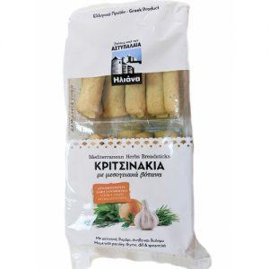 Brotstängeli mit mediterranen Kräutern