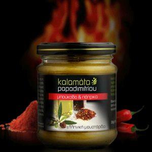 Senf mit Peperoncini (Bukovo) & Paprika 4.90